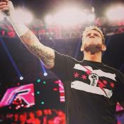 ' CM Punk ''s Photo