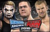 SD vs. Raw 2010