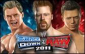 SD vs. Raw 2011