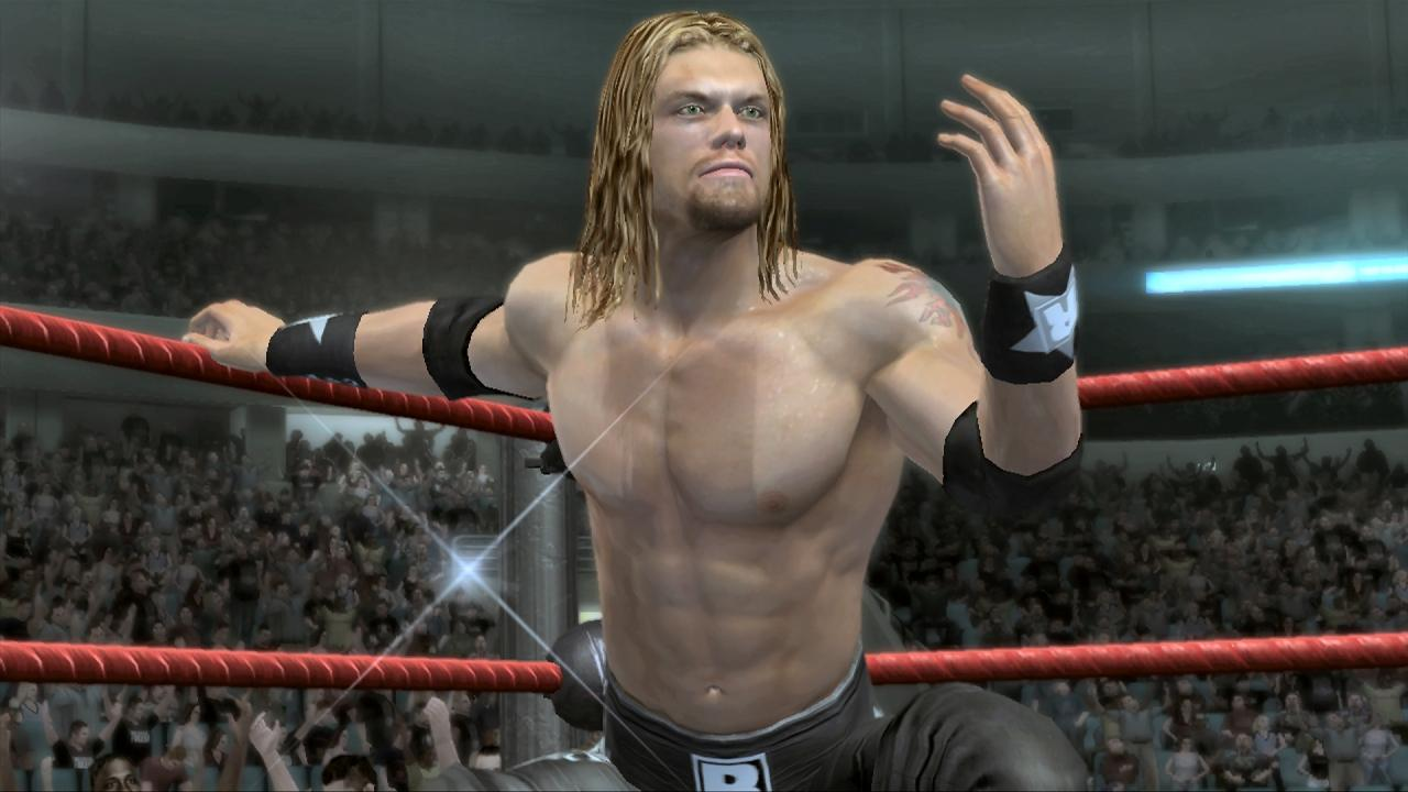edge wwe smackdown vs raw 2007 roster