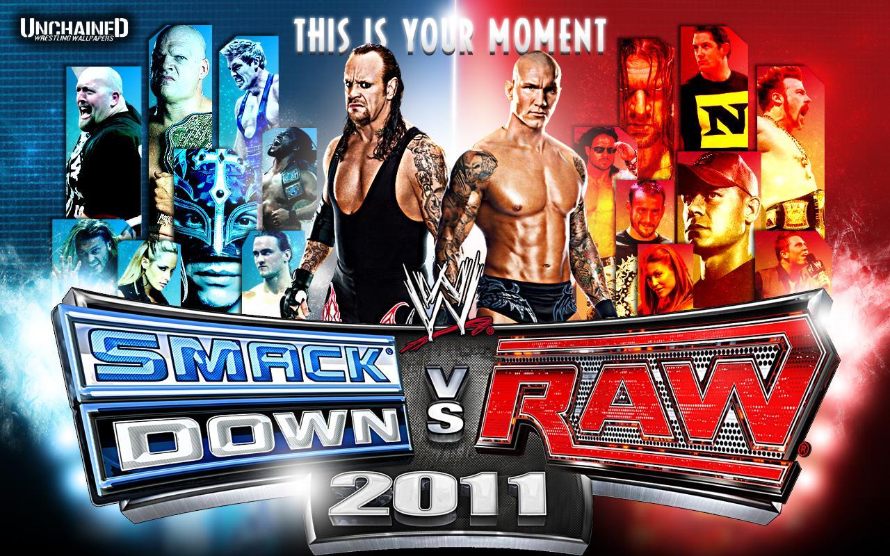 smackdown vs raw 2011 roster