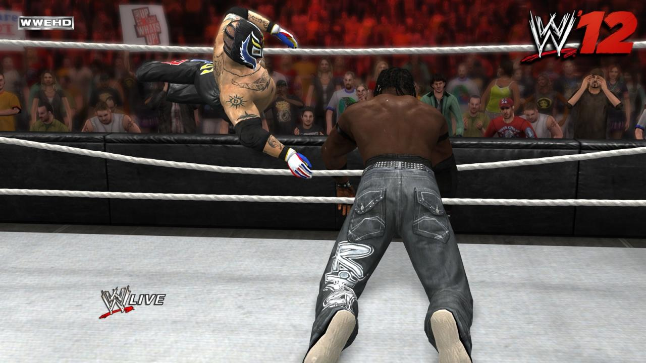 Rey mysterio wwe 39 12 roster - Wwe 619 images ...