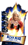 SuperCard AlexaBliss S3 14 WrestleMania33