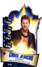SuperCard ChrisJericho S3 14 WrestleMania33
