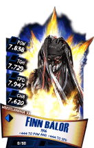 SuperCard FinnBalor S3 14 WrestleMania33