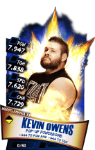 SuperCard KevinOwens S3 14 WrestleMania33