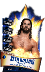 SuperCard SethRollins S3 14 WrestleMania33