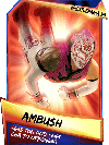 SuperCard Support Ambush S3 14 WrestleMania33