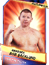 SuperCard Support BobBacklund S3 14 WrestleMania33
