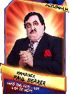 SuperCard Support PaulBearer S3 14 WrestleMania33