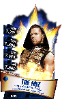 SuperCard TheMiz S3 14 WrestleMania33