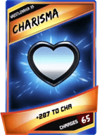 SuperCard Enhancement Charisma S3 14 WrestleMania33