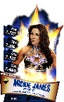 SuperCard MickieJames S3 14 WrestleMania33
