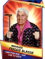 SuperCard Support FreddieBlassie S3 14 WrestleMania33