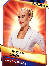 SuperCard Support Lana S3 14 WrestleMania33