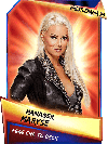 SuperCard Support Maryse S3 14 WrestleMania33