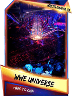 SuperCard Support WWEUniverse S3 14 WrestleMania33