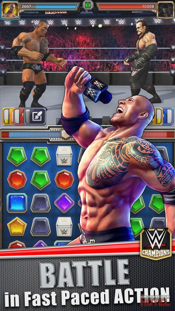 WWE Champions 1 Battle