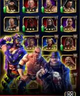 WWE Champions 3 Generations New