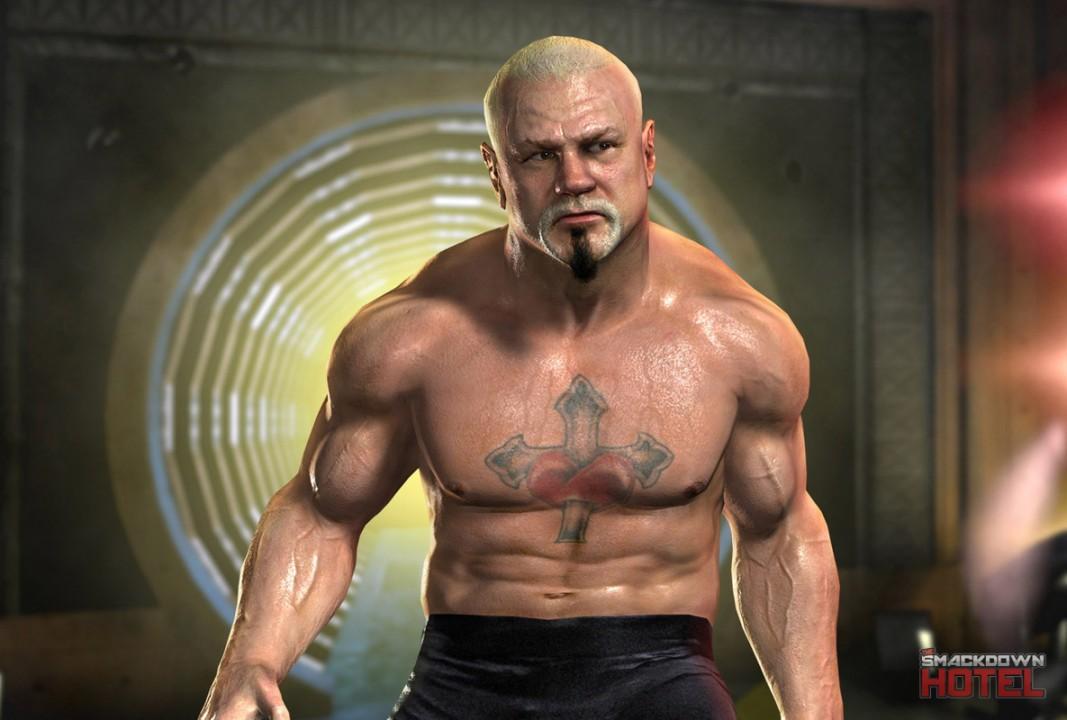 Scott Steiner Tna Impact Roster