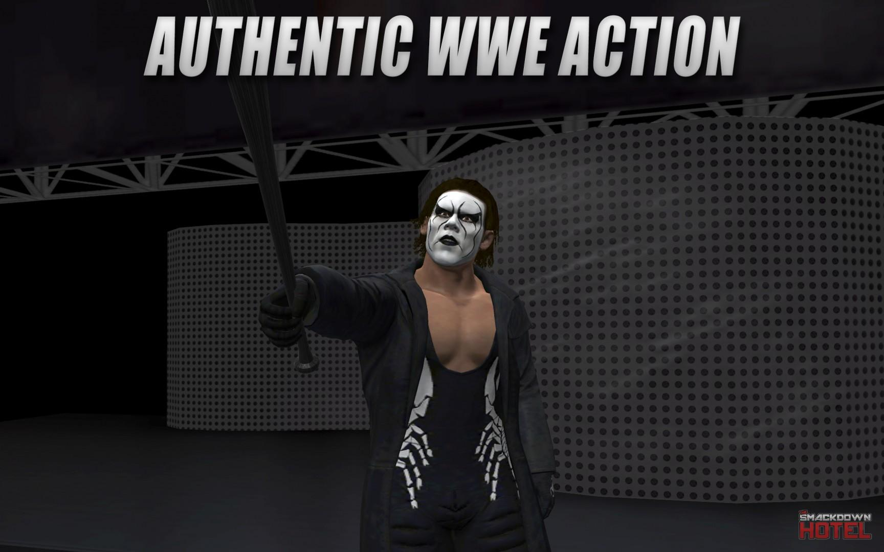 WWE2K Mobile GameInfo 1