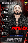 SuperCard AustinAries S3 14 WrestleMania33 MITB