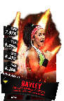 SuperCard Bayley S3 14 WrestleMania33 RingDom
