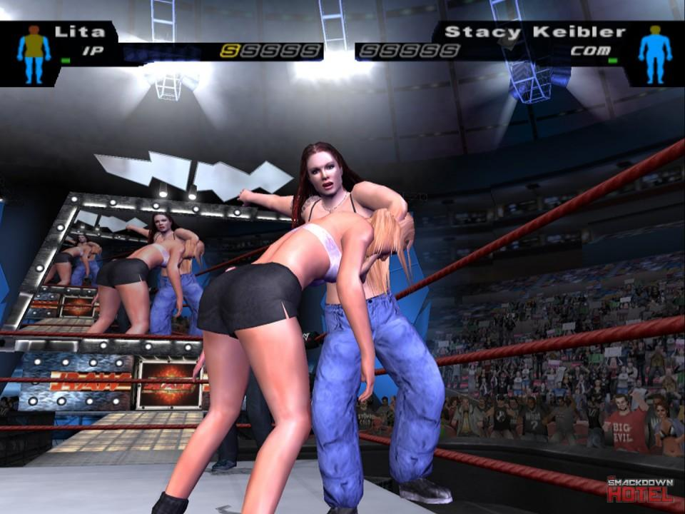 Your phrase stacy keibler wrestling you