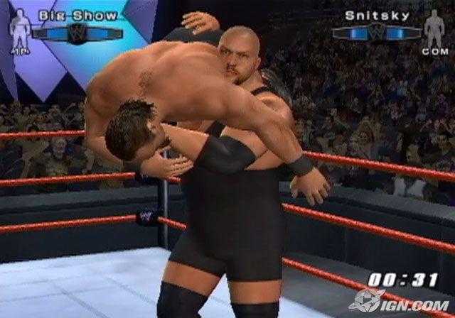 big show - wwe smackdown  vs  raw 2006