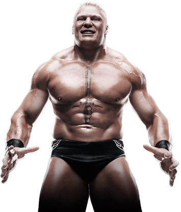 WWE12 Render BrockLesnar