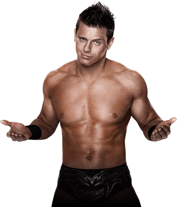 WWE12 Render TheMiz
