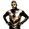 WWE2K15 Render Goldust