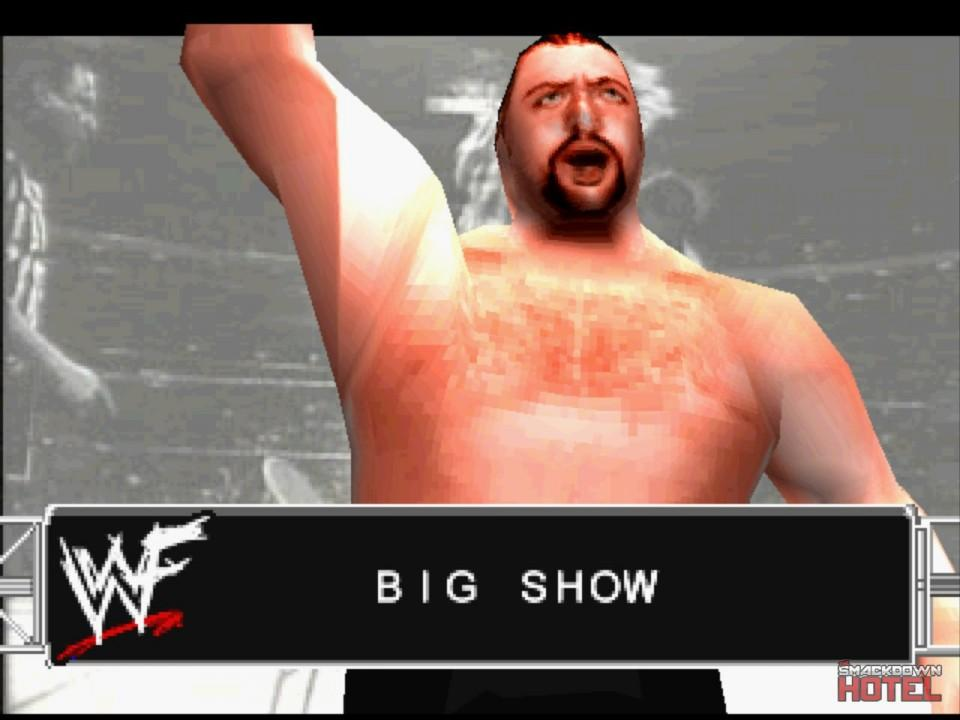 SmackDown BigShow 2