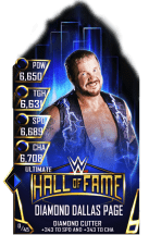SuperCard DDP S3 13 Ultimate HallOfFame