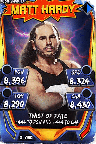 SuperCard MattHardy S3 14 WrestleMania33 Throwback