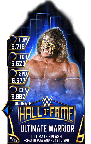 SuperCard UltimateWarrior S3 13 Ultimate HallOfFame