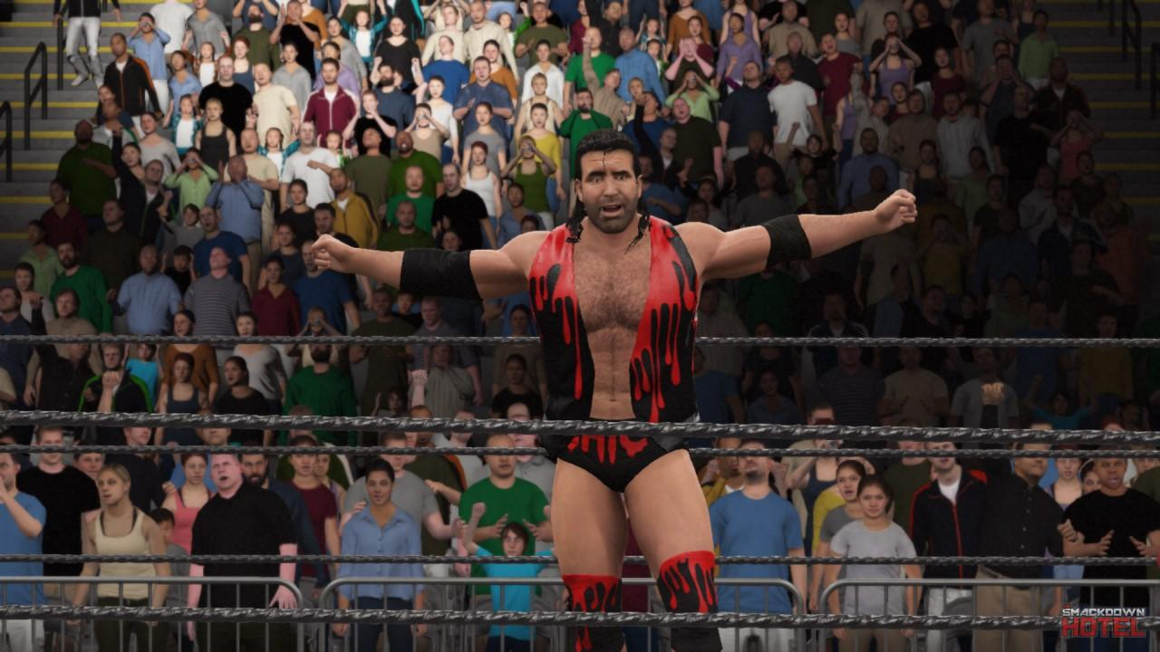 WWE2K17 ScottHall Outsiders