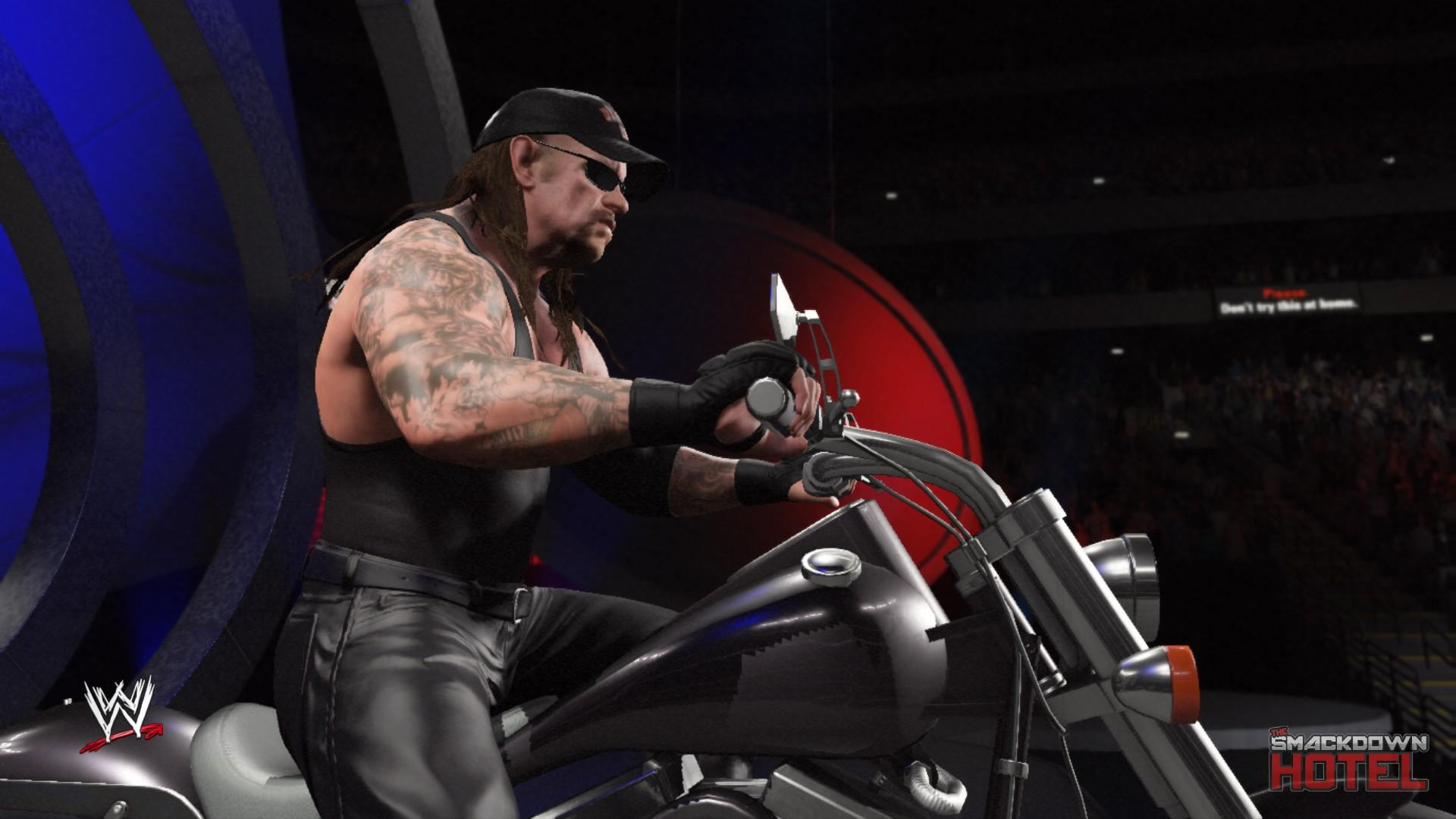 Undertaker '00 - WWE 2K17 - Roster