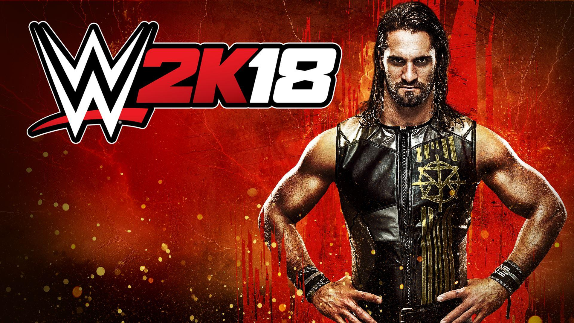 wwe 2k18 wallpapers & artworks - images gallery