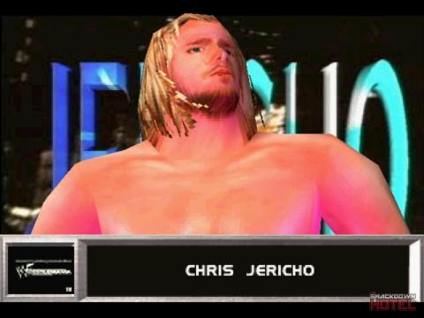 SmackDown2 KnowYourRole ChrisJericho