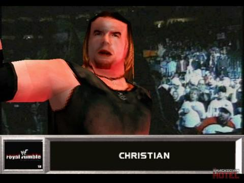 SmackDown2 KnowYourRole Christian 2