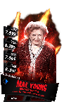 SuperCard MaeYoung S3 14 WrestleMania33 RingDom
