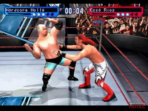 SmackDown2 KnowYourRole HardcoreHolly EssaRios