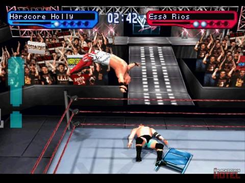 SmackDown2 KnowYourRole HardcoreHolly EssaRios 4