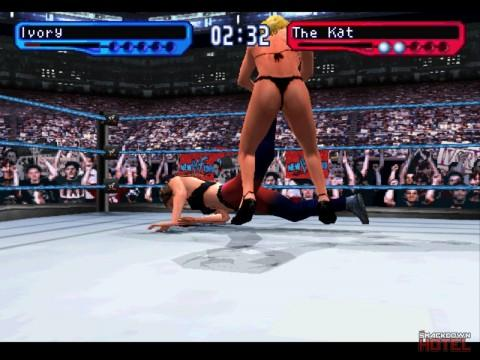 SmackDown2 KnowYourRole Ivory TheKat 3