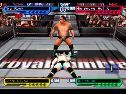 SmackDown2 KnowYourRole TheRock 4