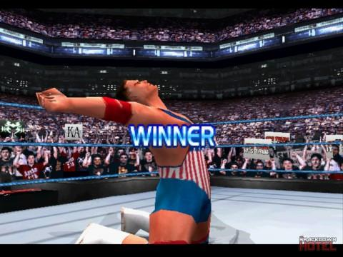SmackDown2 KnowYourRole TripleH KurtAngle 4
