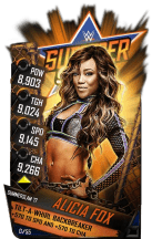 SuperCard AliciaFox S3 15 SummerSlam17