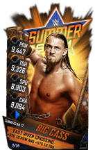SuperCard BigCass S3 15 SummerSlam17