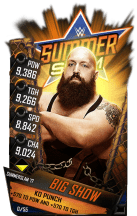 SuperCard BigShow S3 15 SummerSlam17